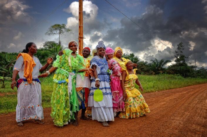 Jour de fête, Gabon