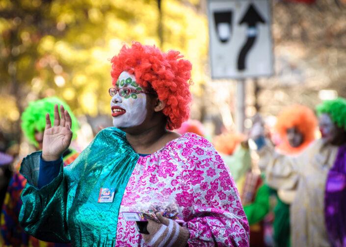 Thanks giving Parade - Philadelphia