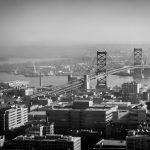 Ben Franklin Bridge - Philadelphia