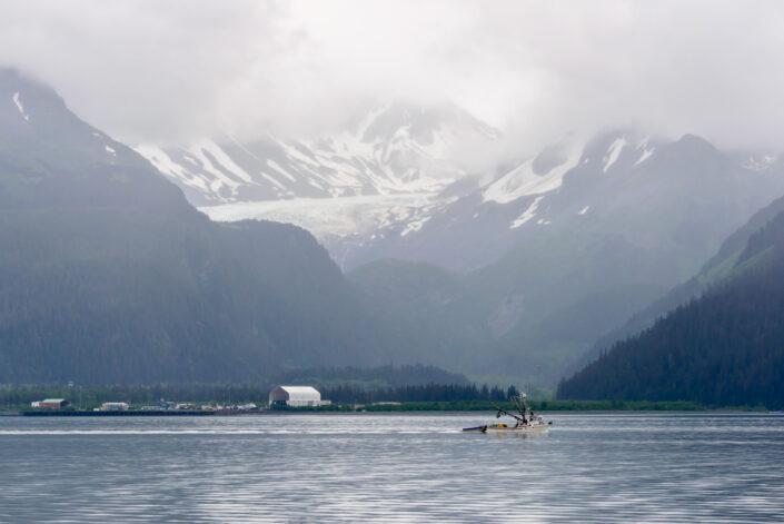 Alaska - Le grand marin