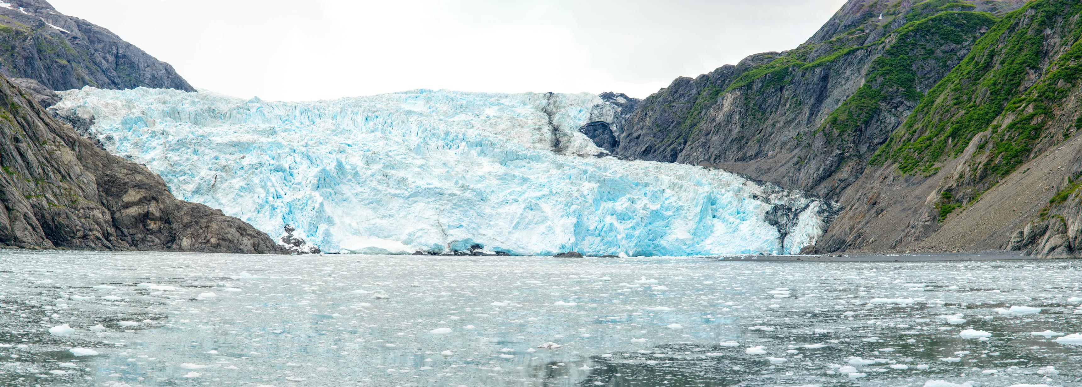 Holgate Glacier - Alaska