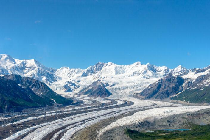 Wrangell Glacier