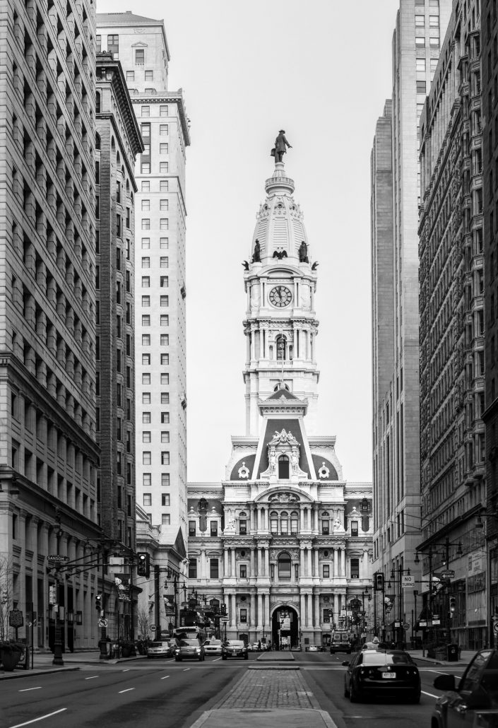 Philadelphia city hall - Feb 2013