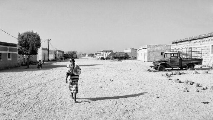 La route, Djibouti