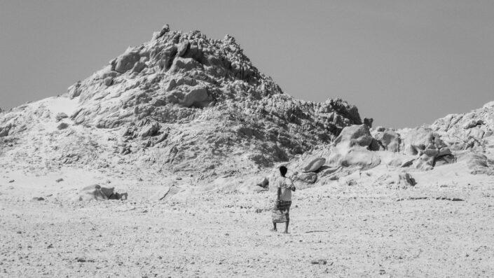 The road, Socotra, Yemen